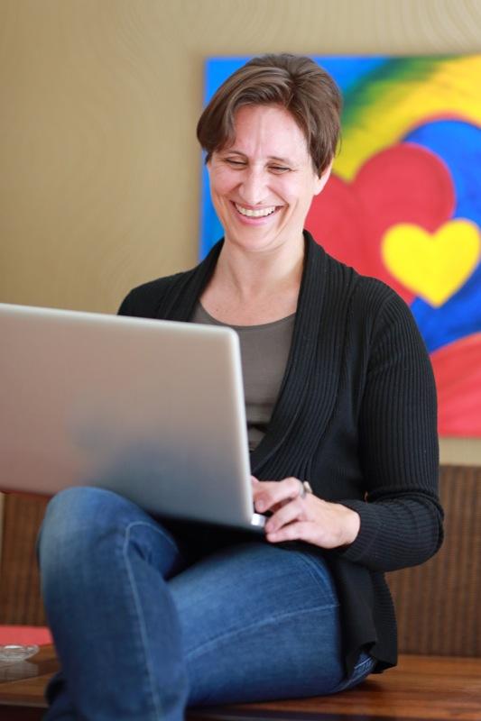 Anja Keitel (Foto Michael Jordan)