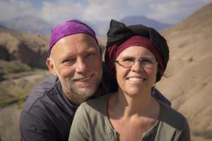 Sabine und Burkhard Koch
