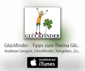 Glückfinder Podcast bei iTunes